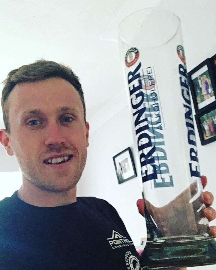 Grafman trophy!